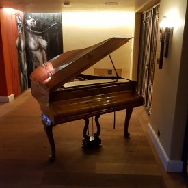 Piano relocation